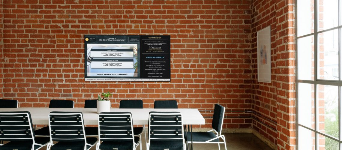 Is Digital Signage Ready for Mainstreet?
